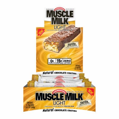 CytoSport Muscle Milk Light Bars
