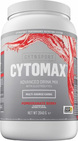 Image of CytoSport Cytomax 2040 Grams Pomegranate Berry