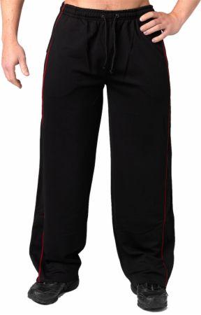 Image of Dcore Comfy Mesh Pant Medium Black/Red