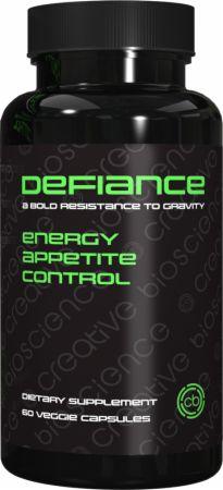 Energy Appetite Control  60 Veggie Capsules - Fat Burners Defiance