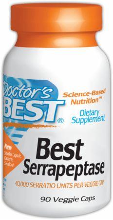 Doctor's Best Best Serrapeptase