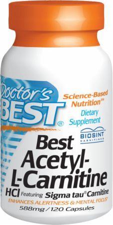 Best Acetyl-L-Carnitine HCL