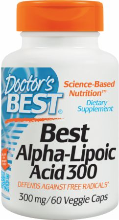 Doctor's Best Best Alpha-Lipoic Acid