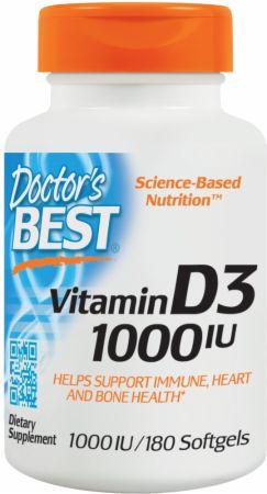 Doctor's Best Best Vitamin D3 の BODYBUILDING.com 日本語・商品カタログへ移動する