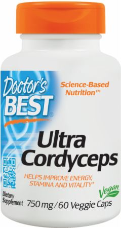 Doctor's Best Ultra Cordyceps