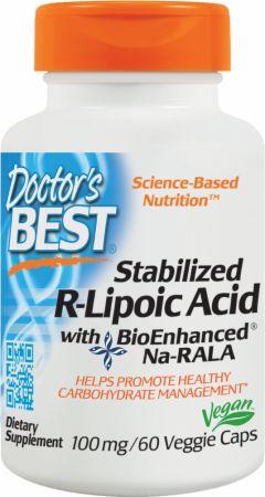 Best Stabilized R-Lipoic Acid