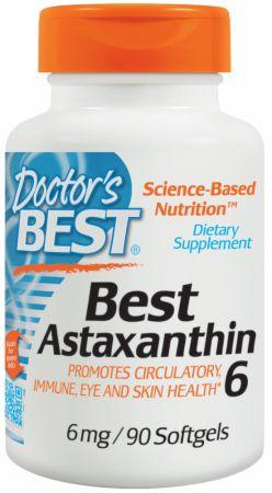 Best Astaxanthin