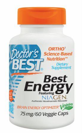 Best Energy featuring Niagen