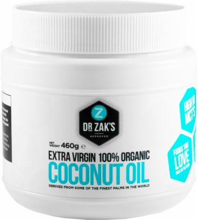 Image of Dr Zaks Extra Virgin 100% Organic Coconut Oil 460 Grams