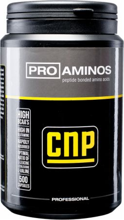 Image of CNP Professional Pro Aminos 500 Capsules