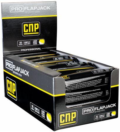 Image of CNP Professional Pro Flapjacks 24 - 75g Flapjacks Lemon Meringue