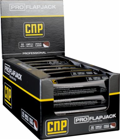 Image of CNP Professional Pro Flapjacks 24 - 75g Flapjacks Chocolate