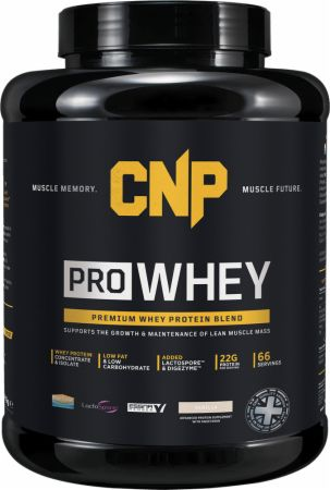 Image of Pro Whey Vanilla 2 Kilograms - Protein Powder CNP Professional
