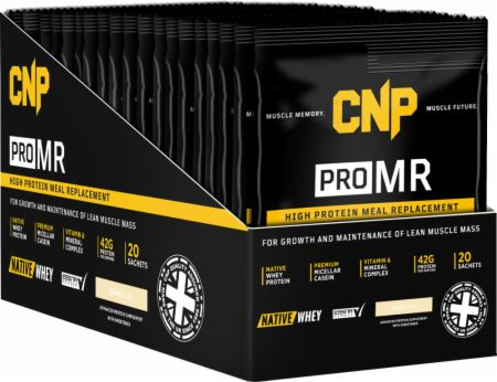 Image of CNP Professional Pro-M.R. 20 Packets Vanilla