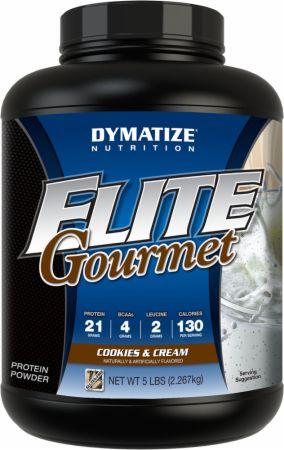 Dymatize Elite Gourmet Protein の BODYBUILDING.com 日本語・商品カタログへ移動する