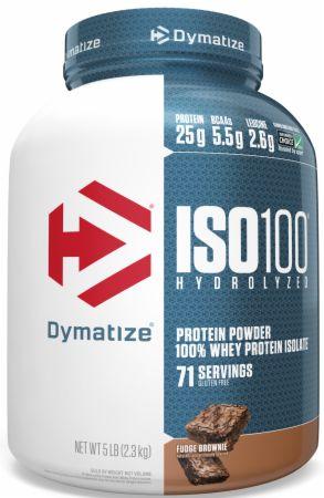 ISO100 Hydrolyzed Protein Powder