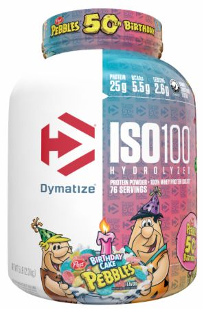 ISO100 Whey Protein Isolate