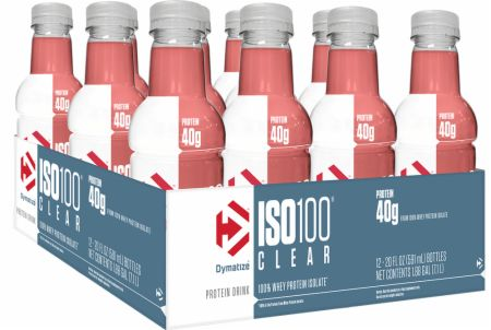 ISO100 Clear RTD