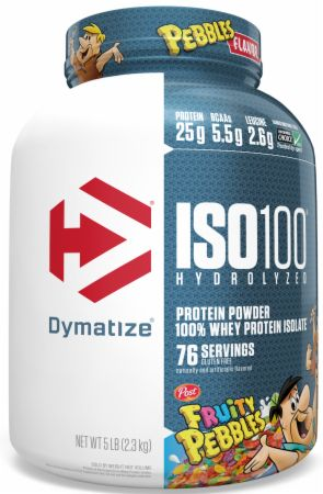 ISO100® Hydrolyzed 100% Whey Protein Isolate