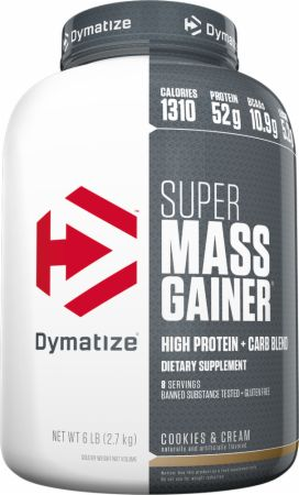 سوبر ماس جينر Super Mass Gainer