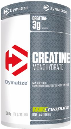 Image of Dymatize Creatine Monohydrate 500 Grams Unflavoured