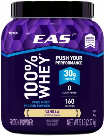 EAS 100% Whey Protein 5Lbs.