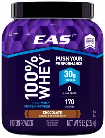 Eas whey protein ingredients