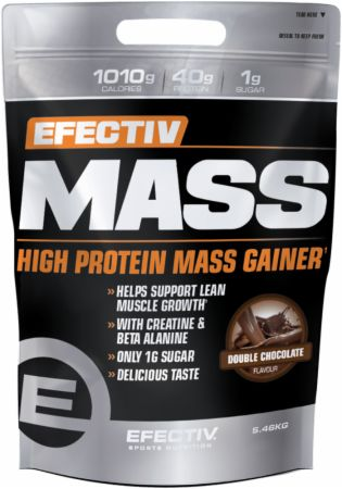 Image of Mass Chocolate 5.4 Kilograms - Mass Gainer EFECTIV Nutrition