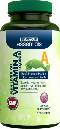 Betancourt Essentials Vitamin A