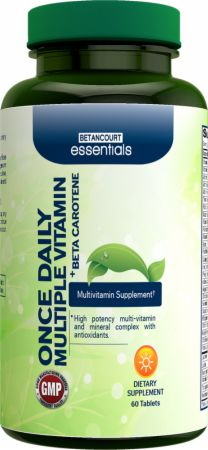 Betancourt Nutrition Essentials Once Daily Multiple Vitamin