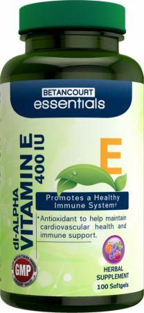 Essentials Vitamin E