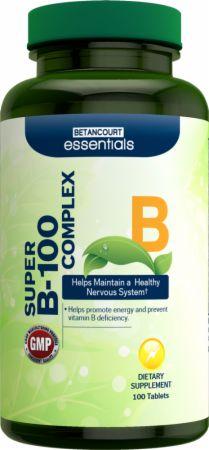Betancourt Nutrition Essentials Super B-100 Complex の BODYBUILDING.com 日本語・商品カタログへ移動する