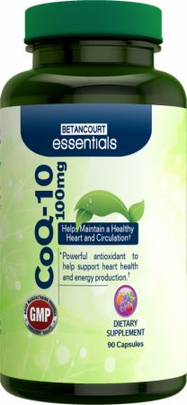 Betancourt Nutrition Essentials CoQ10