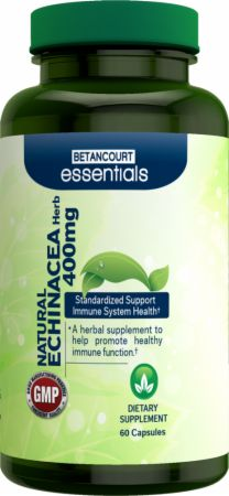 Betancourt Nutrition Essentials Natural Echinacea Herb
