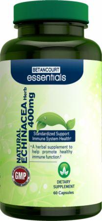 Betancourt Nutrition Essentials Natural Echinacea Herb の BODYBUILDING.com 日本語・商品カタログへ移動する