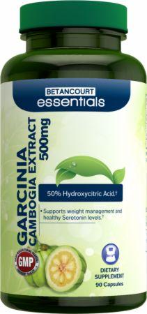 Betancourt Nutrition Essentials Garcinia Cambogia Extract の BODYBUILDING.com 日本語・商品カタログへ移動する