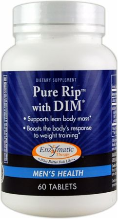 Enzymatic Therapy Pure Rip With DIM