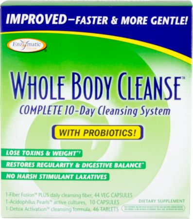 Enzymatic Therapy Whole Body Cleanse の BODYBUILDING.com 日本語・商品カタログへ移動する