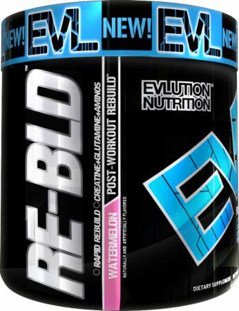EVLUTION NUTRITION RE-BLD の BODYBUILDING.com 日本語・商品カタログへ移動する