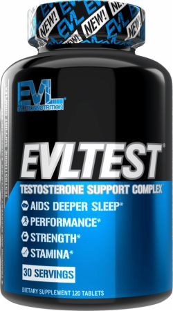 EVL TEST Testosterone Booster