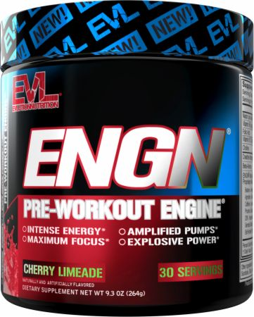 EVLUTION NUTRITION Pre Workout ENGN
