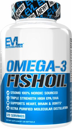 Omega-3 Fish Oil Supplement