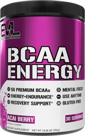 8 x BCAA Energy Evlution Nutrition (30 Servings) (various flavors)