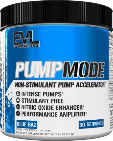 PumpMode Nitric Oxide