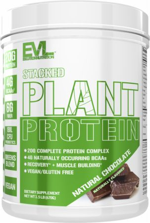 Stacked Plant Protein