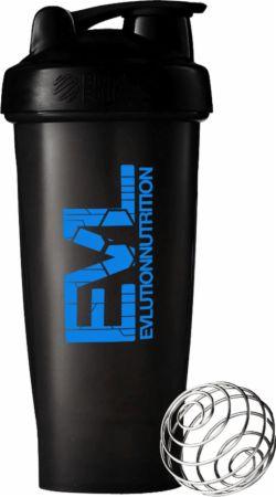 Image of EVL Blender Bottle Black 28 Oz. - Shaker Bottles EVLUTION NUTRITION