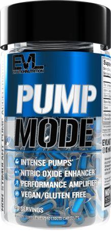 PumpMode Nitric Oxide Stimulant-Free Pre Workout