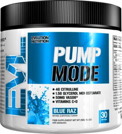 PumpMode