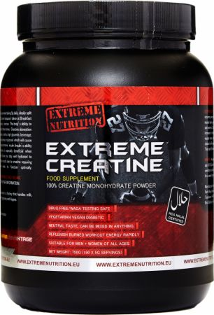 Image of Extreme Nutrition Extreme Creatine 750 Grams Unflavoured