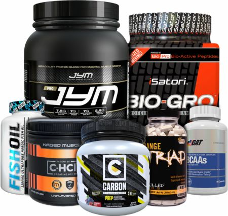 best supplement stack to loss weight and gain muscle